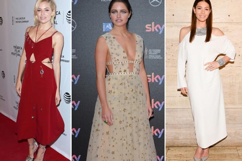 Le best dressed della settimana da Matilde Gioli a Sienna Miller