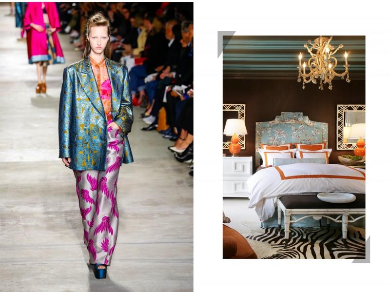Dries Van Noten SS 2016 Interno Luxury