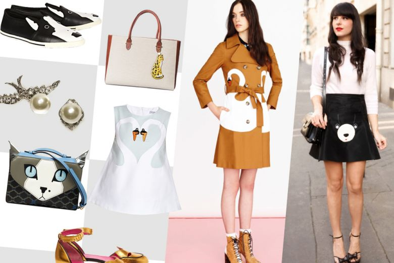 Shopping: the fashion zoo!