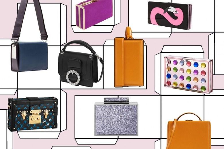 18 Box Bags che vorrete subito