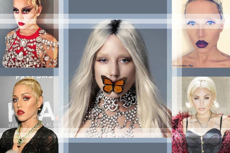 Brooke Candy: l'intervista alla rapper dai beauty look eccentrici