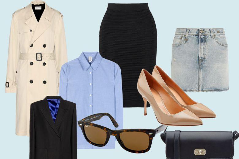 I 15 capi basic del guardaroba primaverile