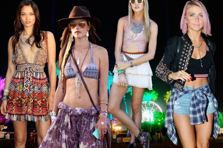 I look da festival delle star a Coachella