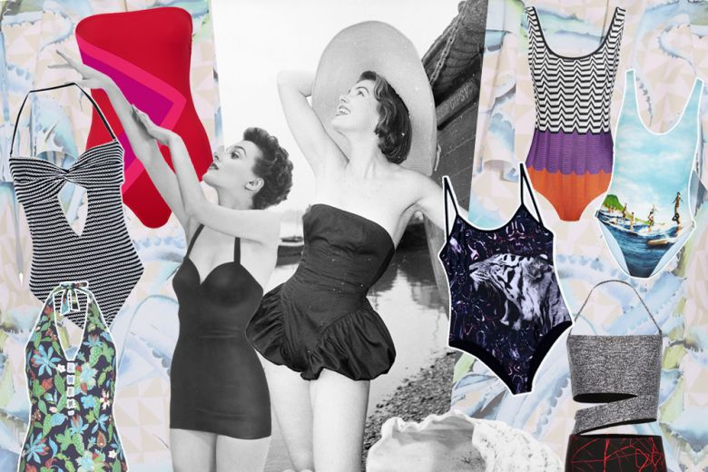 I costumi interi per l'estate 2016