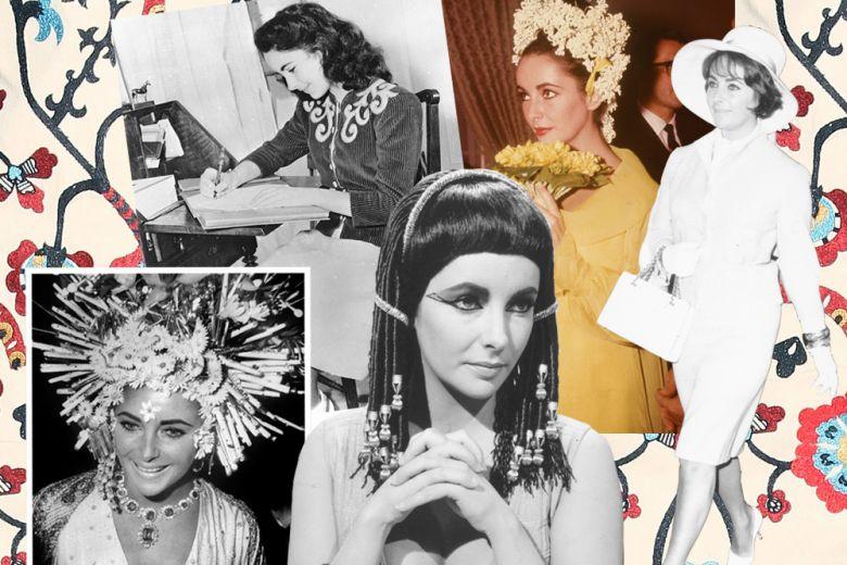 Elizabeth Taylor e gli anni 50: i look da copiare