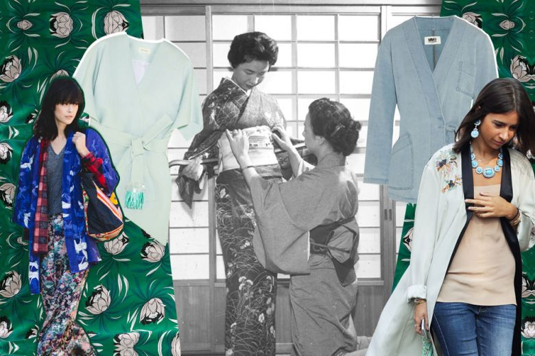 Come indossare il kimono: 4 look per la primavera