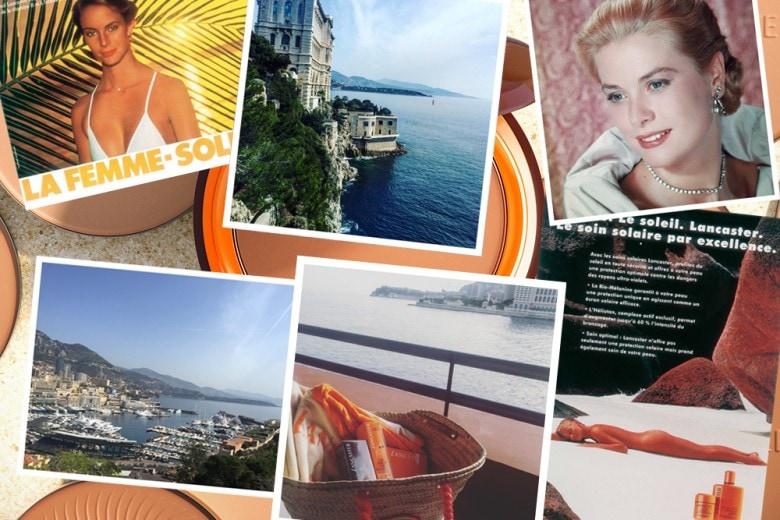 Lancaster: 70 anni di glam, protezione e skincare celebrati a Monaco