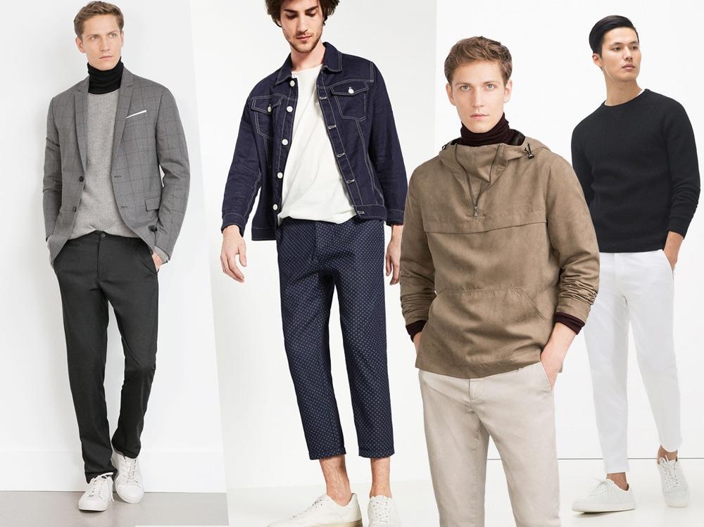 Zara: i più bei pantaloni per la stagione Grazia.it