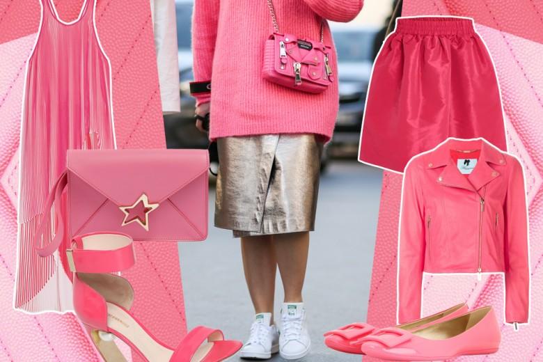 Rosa fragola: color trend per la primavera 2016