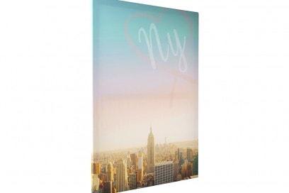 Kimball-6535401-60×40 I love NY Canvas, Grade ROI G FR G IBF USA, Wk33, €6, $7