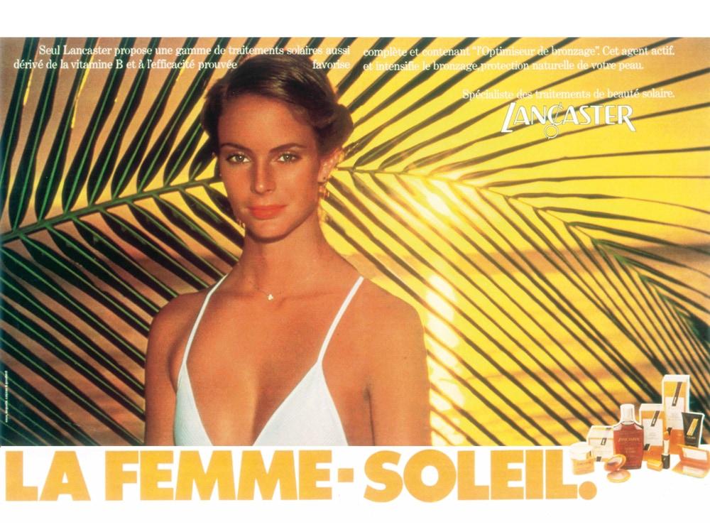 LANCASTER-la-femme-soleil