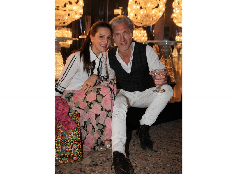 Margherita-Maccapani-Missoni-and-Marcel-Wanders