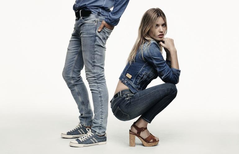 Pepe Jeans vi sfida a #GetItOnChallenge