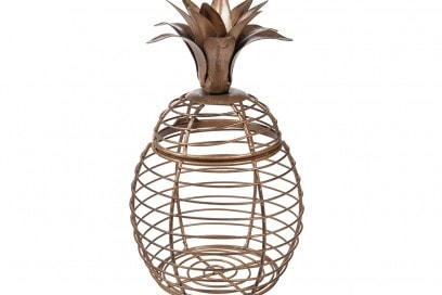 Scatola a forma di ananas