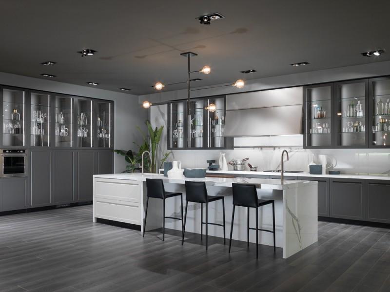 Le cucine pi belle viste al salone del mobile 2016 grazia for Cucine salone del mobile
