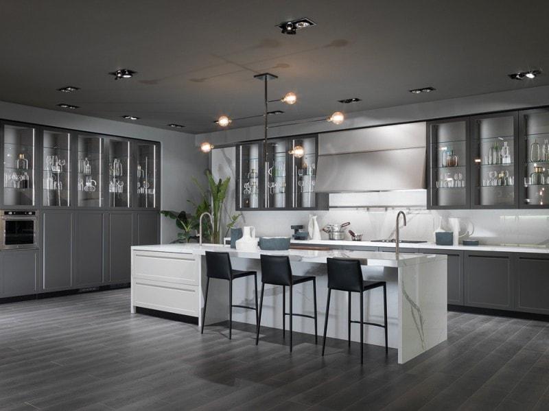 Le cucine pi belle viste al salone del mobile 2016 for Migliori cucine 2016