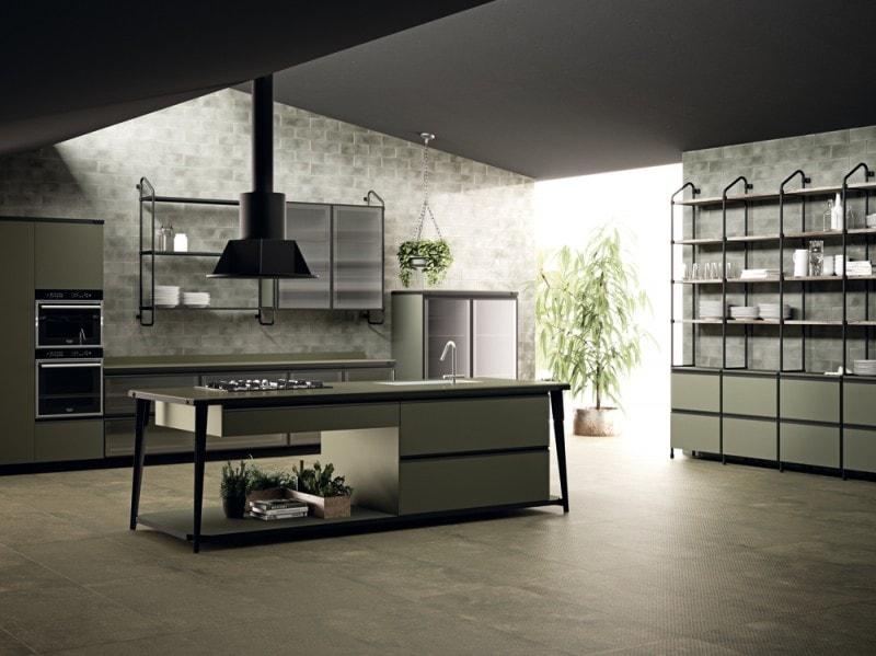 Le cucine più belle viste al Salone del Mobile 2016 - Grazia