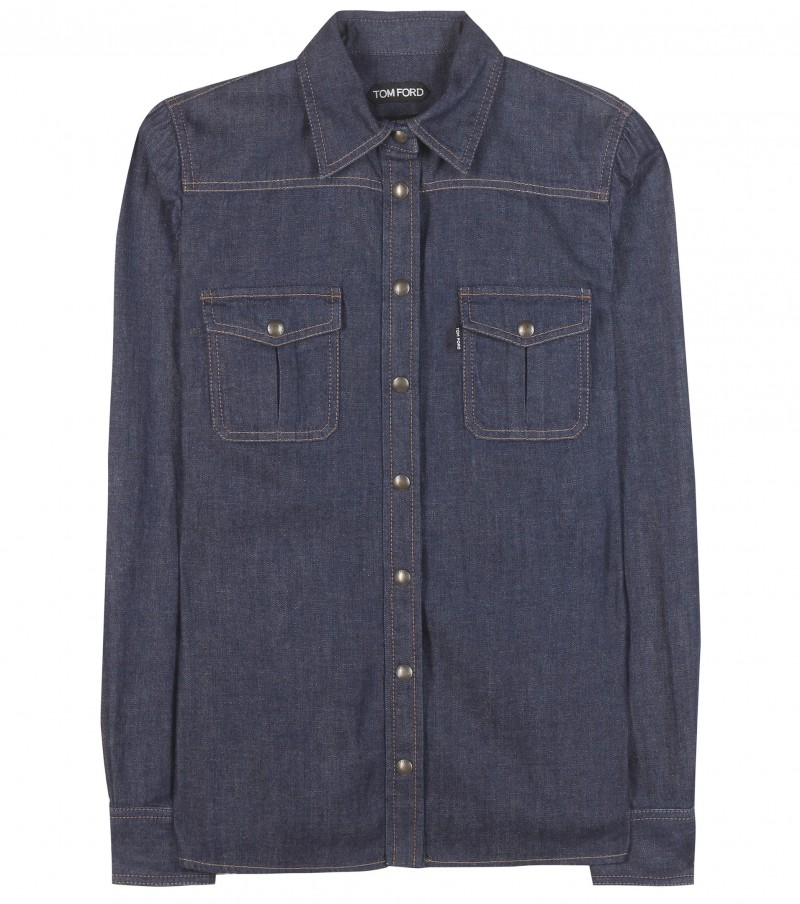 TOM FORD jeans camicia