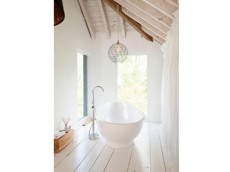 15 idee per rendere il bagno accogliente come un salotto ...