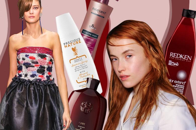 Capelli rossi: i tagli del momento e i prodotti per un nuovo look