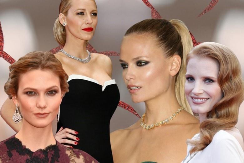 Cannes: i migliori beauty e hair look delle ultime edizioni