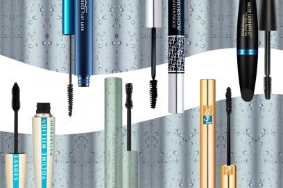 10 mascara waterproof per un make up a prova di tuffo