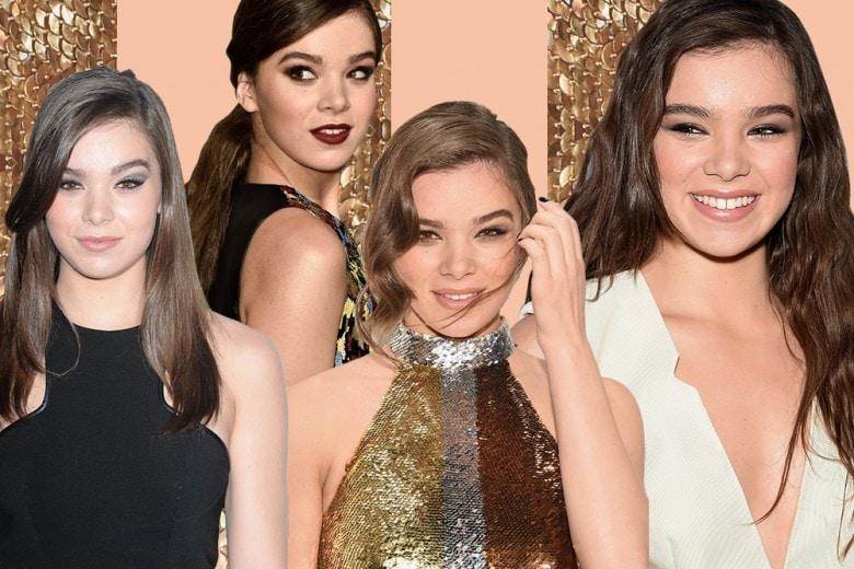 Hailee Steinfeld: i beauty look di una giovane star