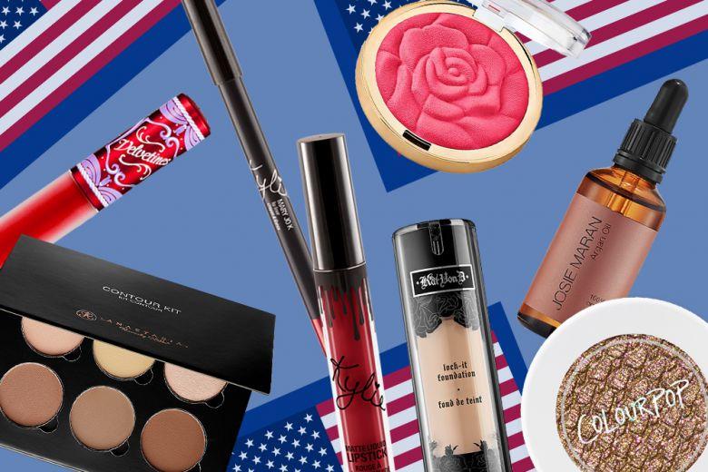 10 prodotti make up da acquistare se siete in viaggio negli USA