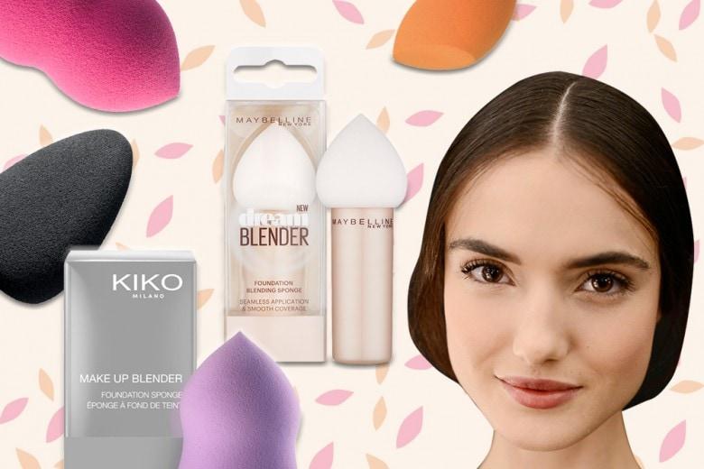 Beauty Blender e le spugnette trucco del momento