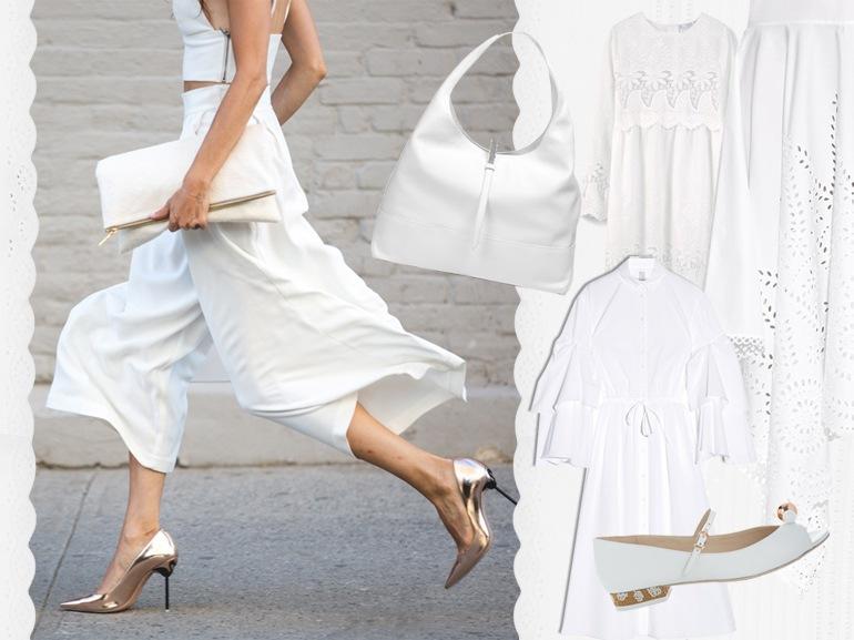 cover capi e accessori totl white per la primavera mobile