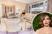 La casa di Jennifer Lopez a Los Angeles