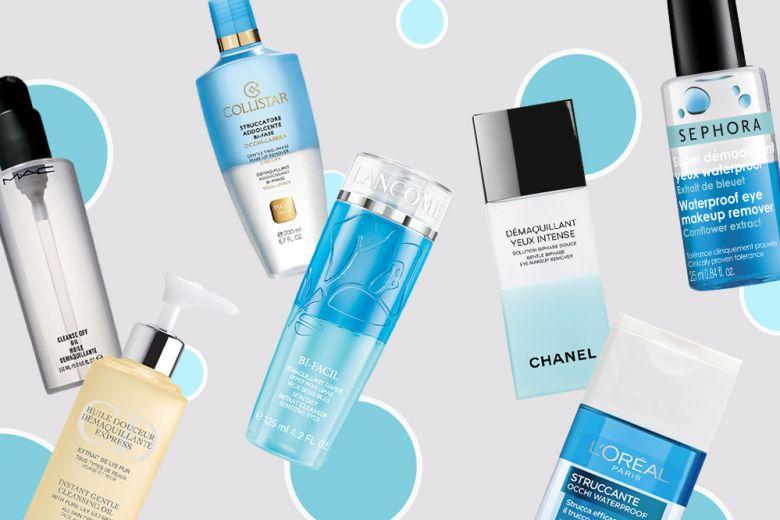 Come rimuovere il mascara waterproof con i prodotti giusti