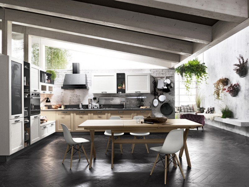 Le cucine pi belle viste al salone del mobile 2016 for Salone del mobile 2016 novita