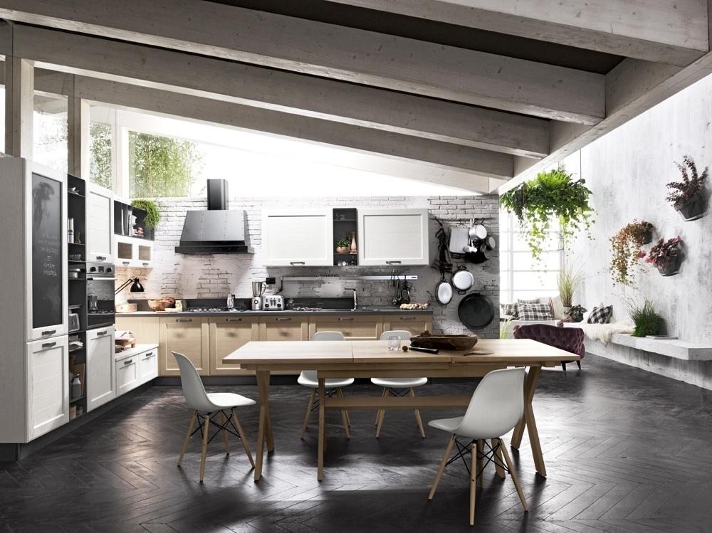 Le cucine pi belle viste al salone del mobile 2016 grazia - Cucine belle moderne ...
