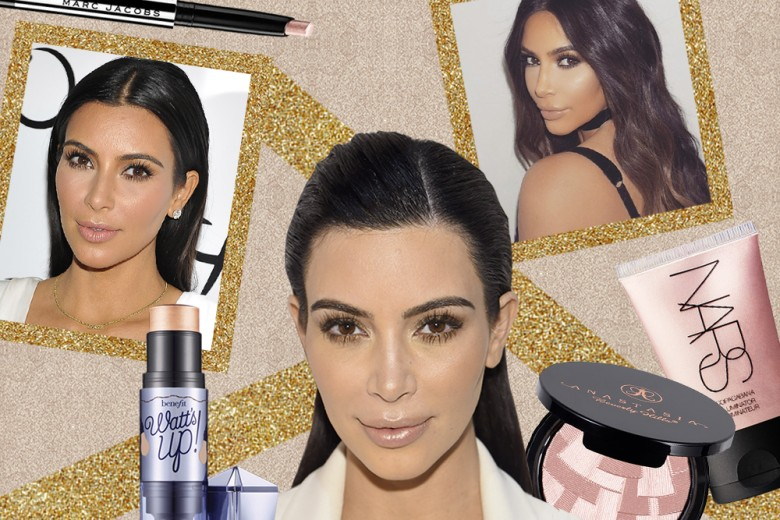 Lo strobing secondo Kim Kardashian