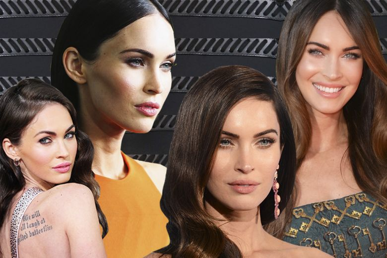 Megan Fox make up: i beauty look più belli