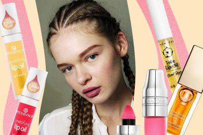 Lip oil: le texture più voluttuose per il trucco labbra