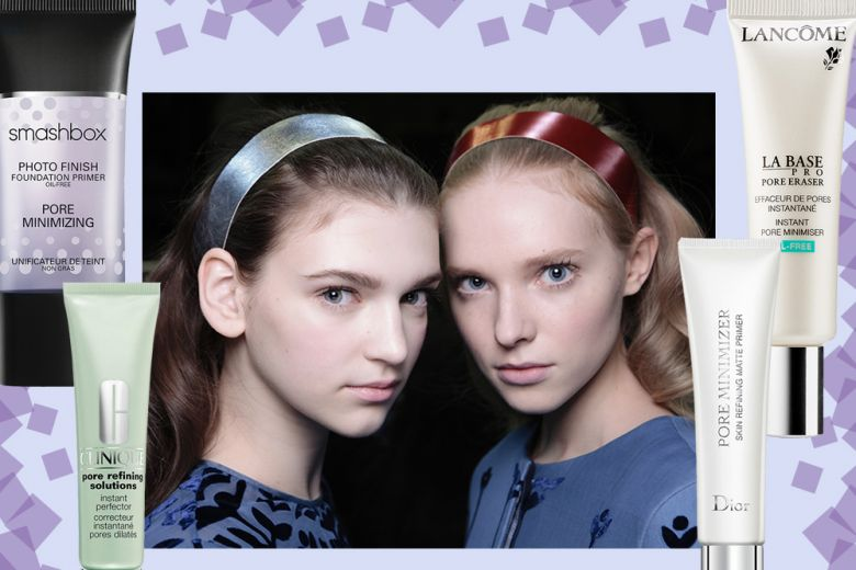 Pore minimizer: le basi make up per cancellare i pori