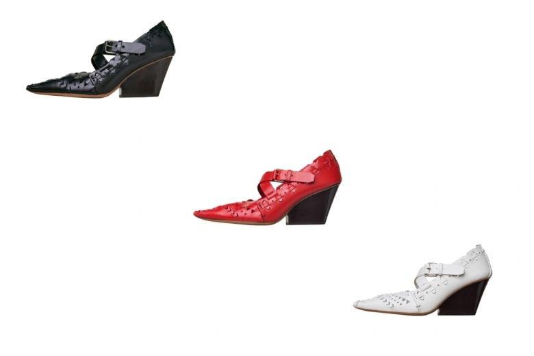 Le nuove scarpe di Céline per la primavera 2016