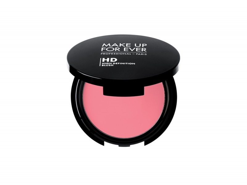 make up for ever blush in crema
