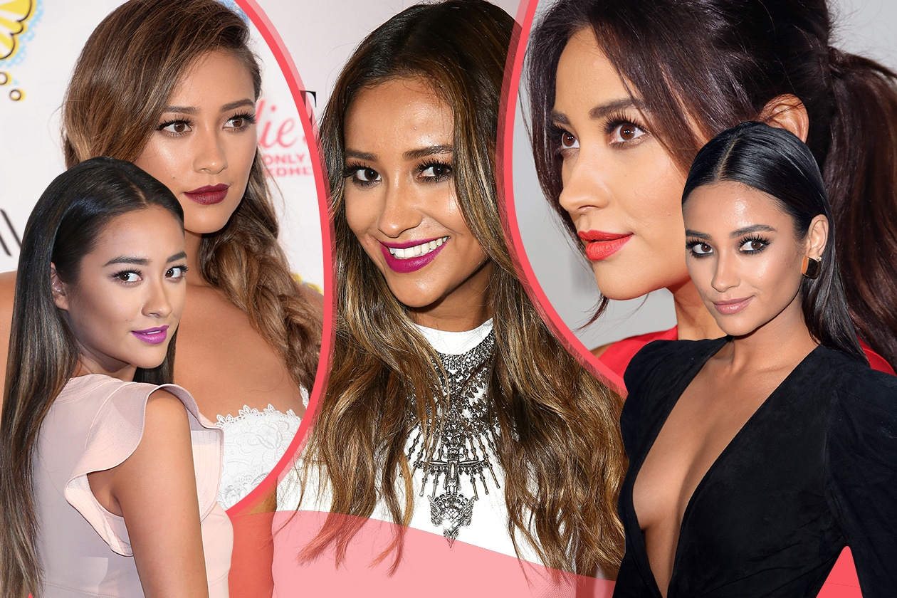Shay Mitchell beauty look: tutti i make up più belli
