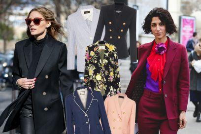 Blazer: i modelli da scegliere per la primavera 2016