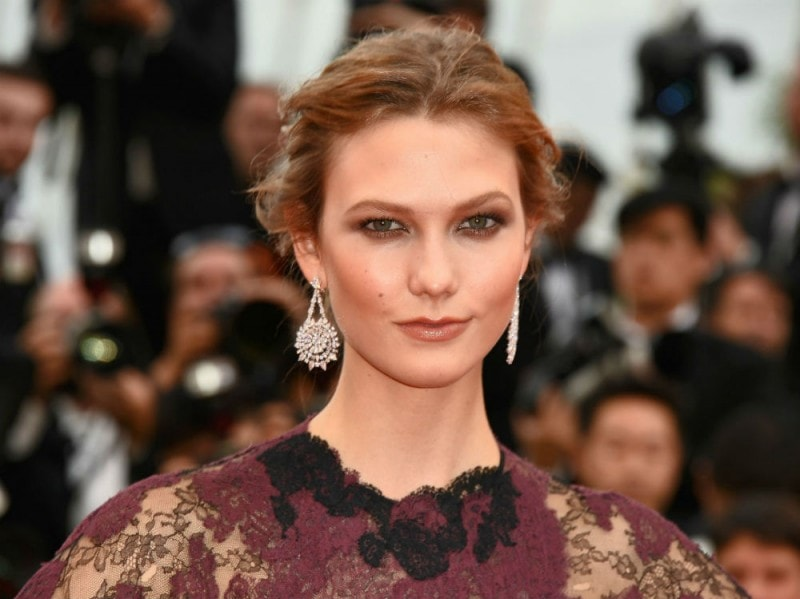 karlie-kloss-smokey-eyes