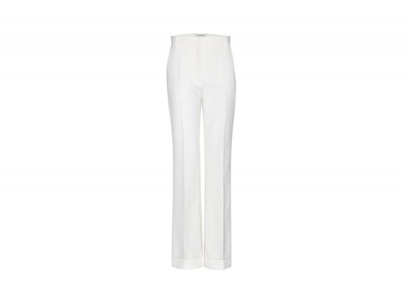 pantaloni-flare-nina-ricci