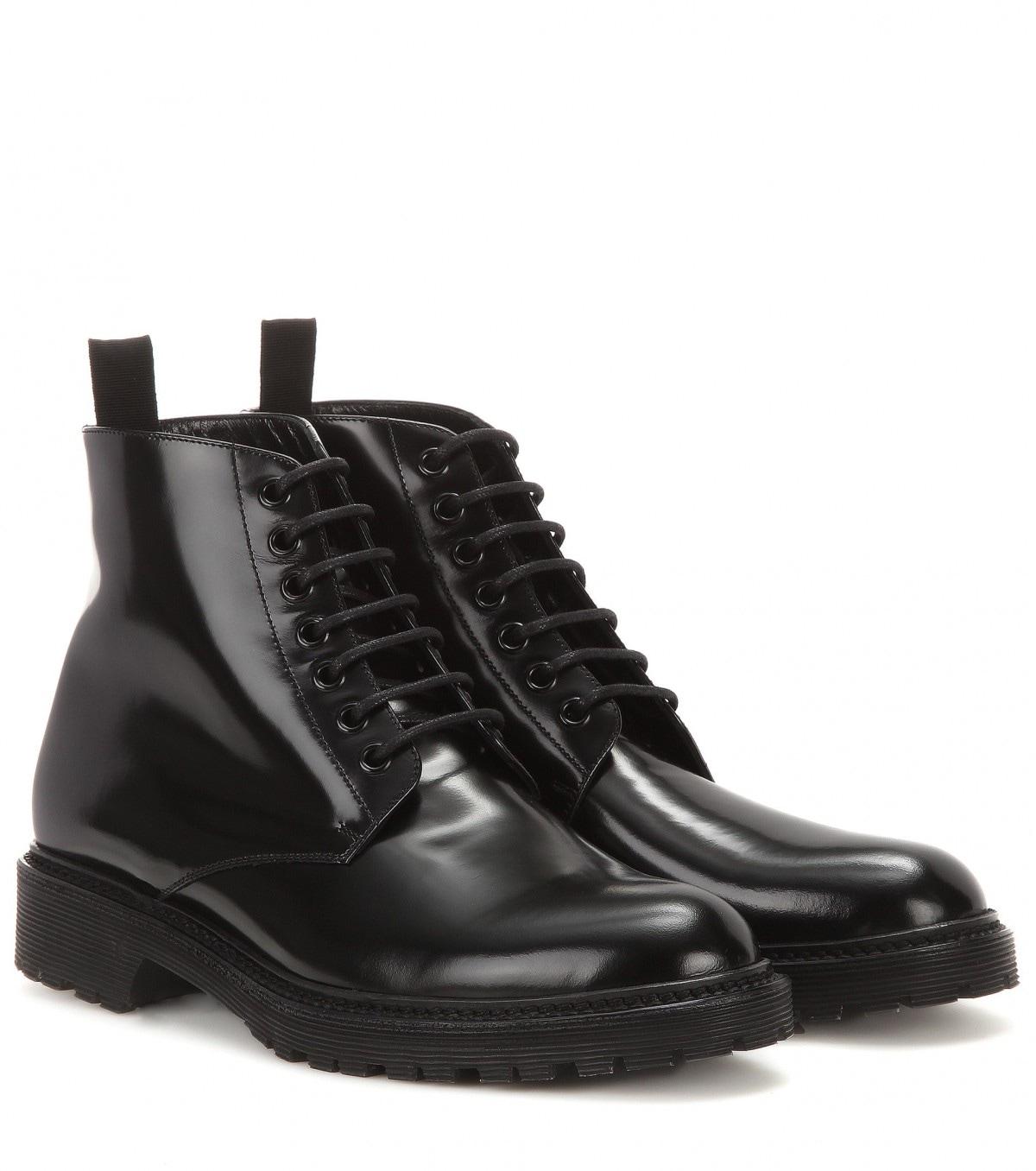 saint laurent boots