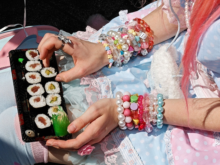 sushi mani
