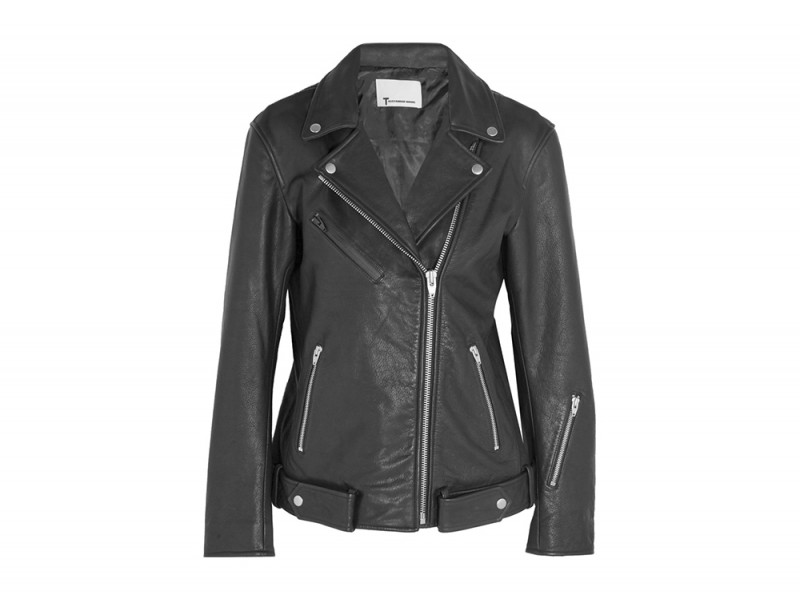 t by alexander wang biker jacket