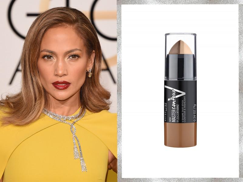 trucco-correttivo-difetti-star-Naso-imperfetto-Jennifer-Lopez