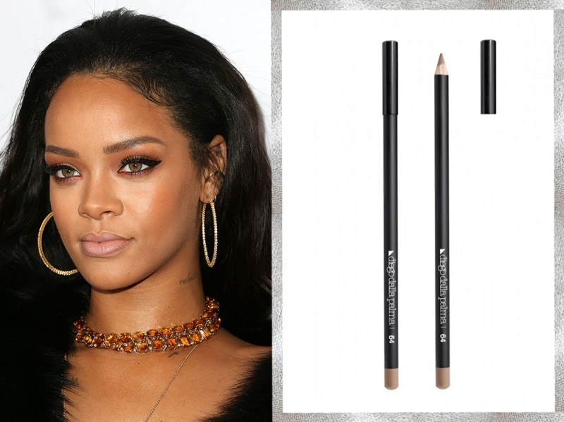 trucco-correttivo-difetti-star-labbra asimmetriche-Rihanna