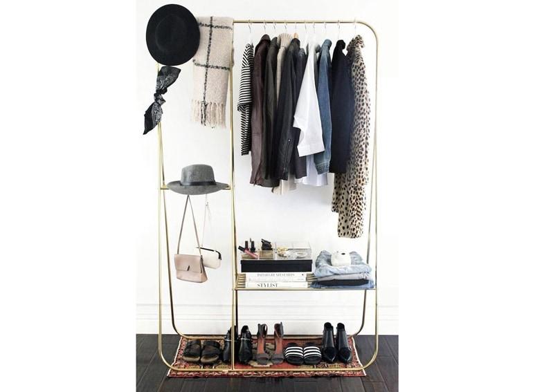 12 modi originali per tenere le scarpe in ordine o almeno provarci - Porta abiti design ...